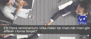 Fipra Almedalen 2017